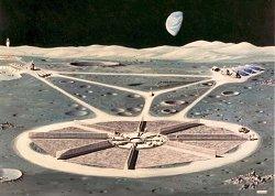 Melhor rota para Marte inclui reabastecimento na Lua
