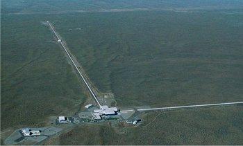 Ondas gravitacionais são detectadas pela primeira vez