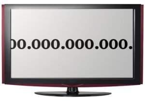 Quanta informação há no mundo?