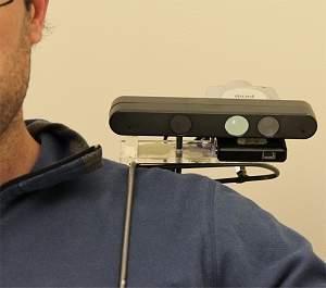 OmniTouch transforma qualquer superfície em interface por toques