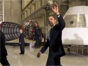 Planos de Obama para a NASA incluem enviar homem a Marte