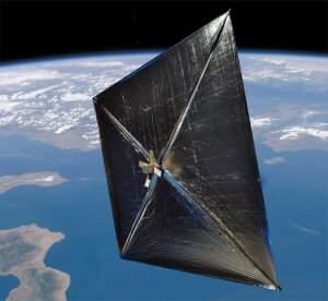 NASA perde contato com a vela solar NanoSail-D