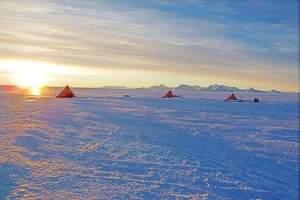 CryoSat rivela elevazione di blu ghiaccio antartico