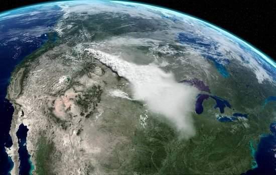 Supervulcão de Yellowstone é 2,5 vezes maior que se calculava