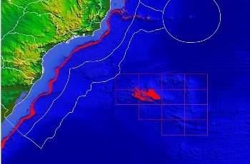 ONU autoriza Brasil a iniciar prospecção mineral no Atlântico