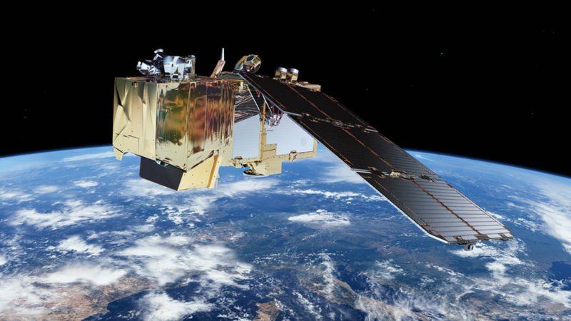 Lançado segundo satélite para fotografar Terra a cada 5 dias