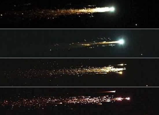 Sonda espacial volta à Terra trazendo amostra de asteroide