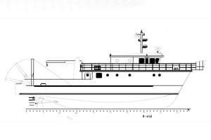 Primeiro barco oceanográfico construído no Brasil