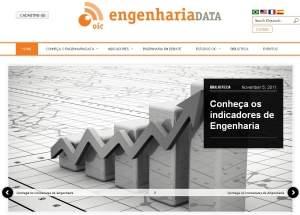 USP cria portal sobre Engenharia no Brasil